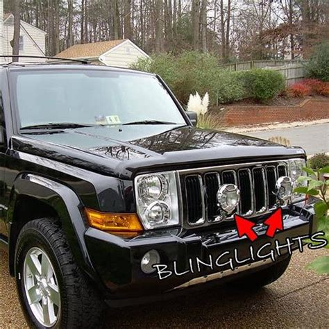 2006 Jeep Commander Bumper Blinglights Your 1 Source For High Performance Lighting