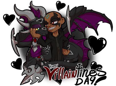 Kaos Happy Valentines Day 25 Nm428 happy villaintines day by weirdhyenas on deviantart