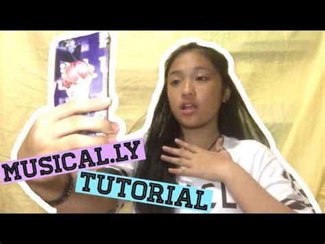 tutorial membuat video musical ly musical ly tutorial isseymiyake parto youtube