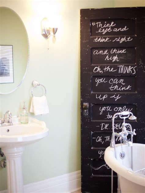 Transform Your Bathroom With Diy Decor Hgtv Diy Bathroom Decor Ideas