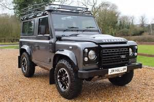 used 2016 land rover defender 90 2 2 td adventure edition