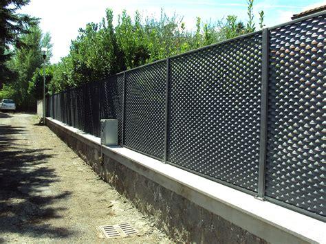 pannelli in cemento per interni pannelli in cemento per recinzione altezza recinzioni in