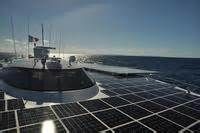 sw boat urban dictionary planetsolar crosses atlantic to miami using solar energy
