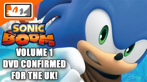 a parent s guide to raising overseas volume 1 books sonic boom tv show volume 1 dvd confirmed to release in