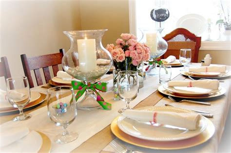 what decorations are suitable for the dining table 30 decorating ideas for easter dining table