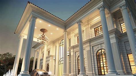 Luxury antonovich design best interior design company in dubai fit out