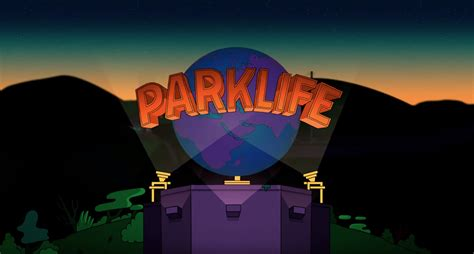 See Andy Baker & Studio Moross' brilliant cinematic ... Parklife Graphics