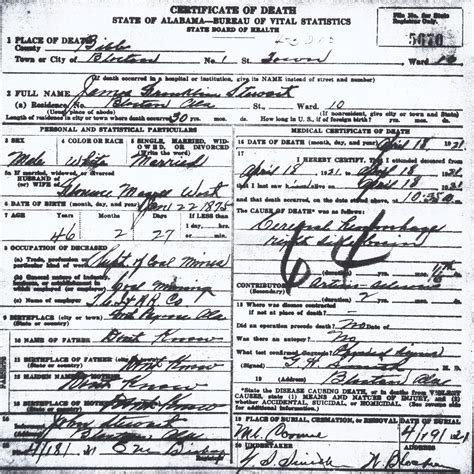 Bibb County Marriage Records Stewart J F