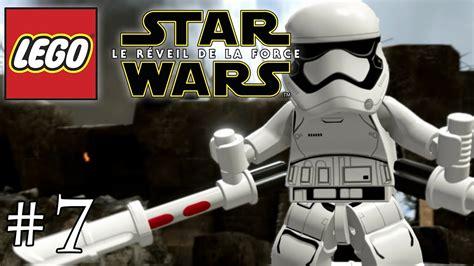 star wars 7 elsa a succomb la force de ses pouvoirs lego star wars le r 233 veil de la force fr 7 youtube