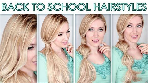 Fast Hairstyles For School by Hairstyles For School Hairstyles Ideas