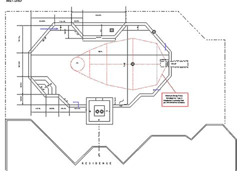 swimming pool plan sle pool plans