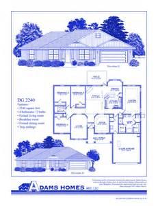 Adams Home Floor Plans | simpleaffordablehouseplans30x68 joy studio design