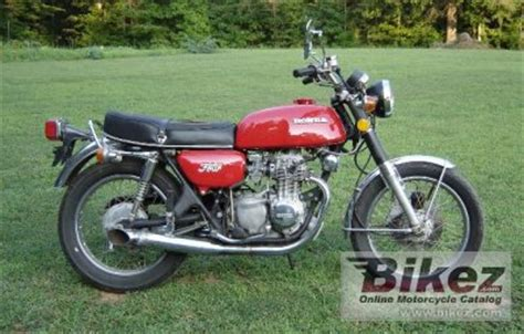 1974 honda cb 350 f specifications and pictures