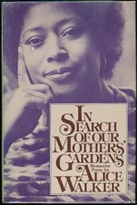 In Search Of Our Mothers Gardens Summary in search of our mothers gardens