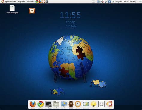 wallpapers de escritorio wallpaper clocks una chulada para tu escritorio 187 muylinux