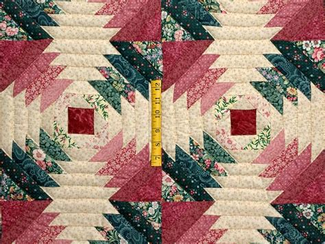 Pineapple Patchwork Pattern - pineapple quilt marvelous meticulously made amish