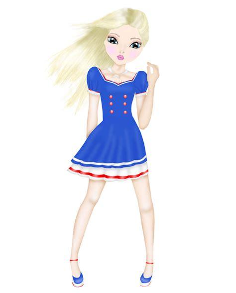 Nadya Top topmodel dress nadja by jollyfashion on deviantart