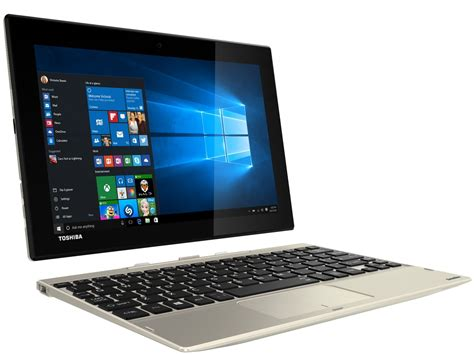 toshiba to launch a windows 10 2 in 1 with 14 hours of battery windows central