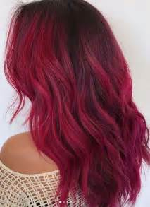 how to get pink color out of hair trendy hair color ideas 2017 2018 cool magenta toned