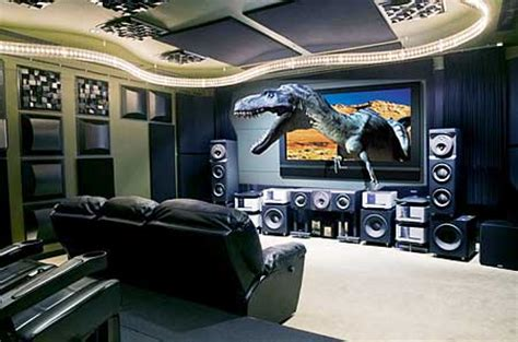 Livingroom Theatres by Future Homes Smart Technology In The Coming Years