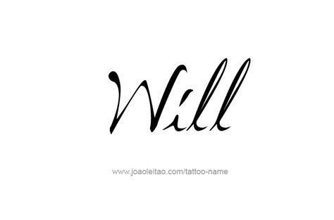 will name tattoo designs