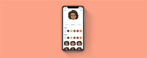 memoji animated emoji  ios