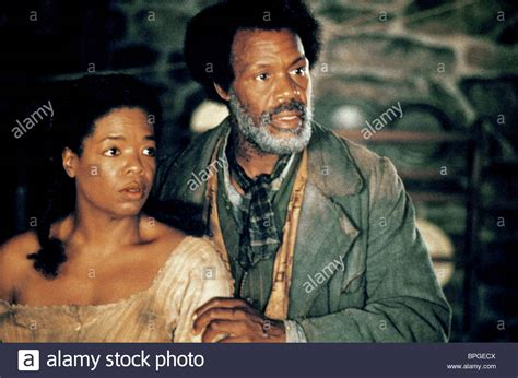 danny glover oprah winfrey oprah winfrey danny glover beloved 1998 stock photo