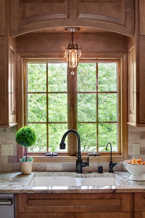 over kitchen sink lighting ideas homesfeed