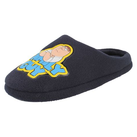 family slippers mens family comedy character slippers