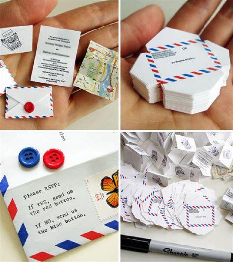 best diy wedding invitations top 10 diy unique wedding invitations top inspired