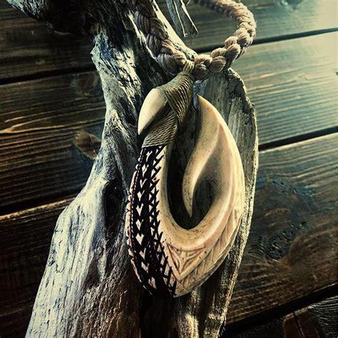 whale bone hook kzbone bonehook