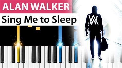 alan walker sing me to sleep reggae 2016 youtube alan walker sing me to sleep piano tutorial youtube