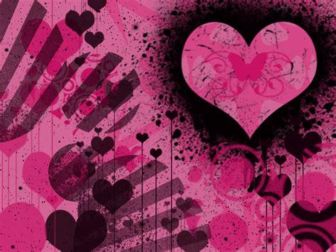 wallpaper pink rock rock in pink by suzannedcapleton on deviantart