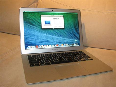 Laptop Apple A1466 laptop apple air model a1466 zdj苹cie na imged