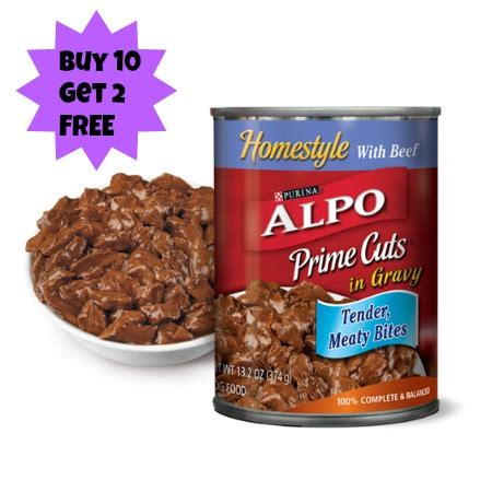 dog food coupons alpo alpo coupon buy 10 get two free store deals ftm