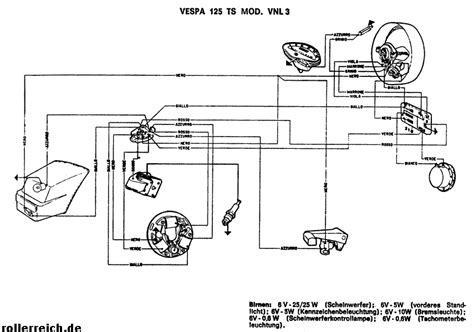 wiring diagram vespa kymco scooter parts kymco scooter