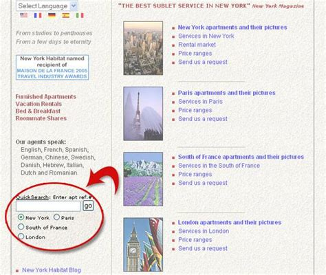 New York Number Search New York Habitat Search For Apartment New York Habitat