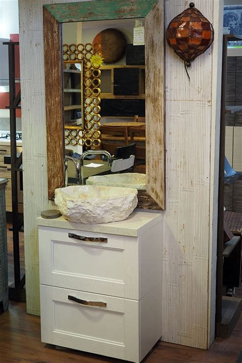mobili bagno shabby chic mobile bagno shabby chic vintage in offerta scontato