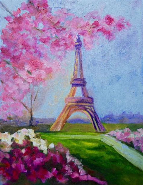 1000 ideas about eiffel tower painting on painting eiffel tower and