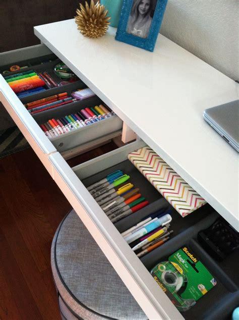 desk organization organization pinterest