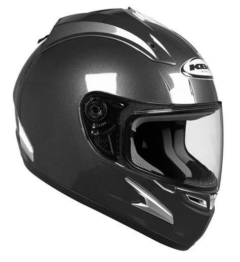 Helm Kbc Vk Gunmetal Kbc Rr Helmet Gunmetal