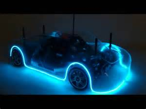 Neon Lighting Car Minds I Robotics Neon Light Race Car