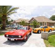 John Cena Has A Massive Collection Of Vehicles That Were