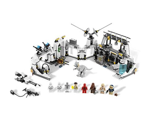 Lego 75098 Wars Assault On Hoth New Product hoth echo base 7879 wars lego shop