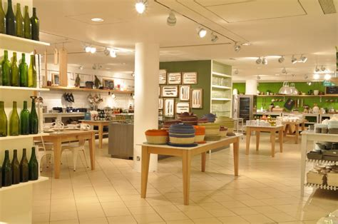 Home Decor Stores London | conran shop flagship store by jamieson smith associates