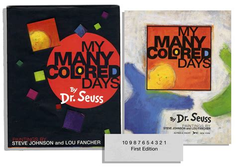 libro my many coloured days dr seuss my many colored days
