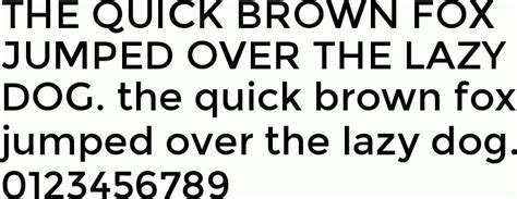 image gallery montserrat font
