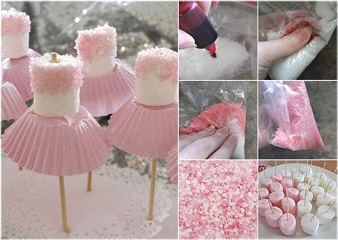 themes in marshmallow marshmallow centerpieces on pinterest baby sprinkle