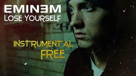 lose yourself eminem download eminem lose yourself instrumental no copyright