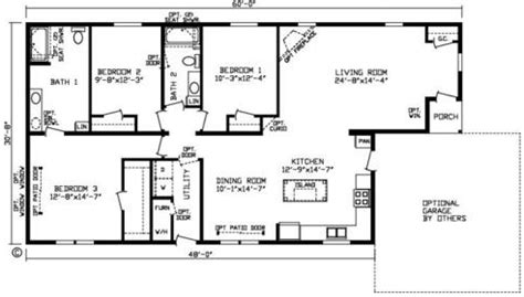 westfield floor plan homes by stoddard s westfield